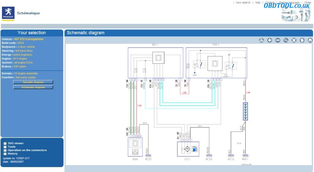 read wiring diagram peugeot planet 1?w=960 read peugeot wiring diagrams with peugeot service box obd2diagtool